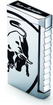 Encendedor Lamborghini 'Toro' (negro)