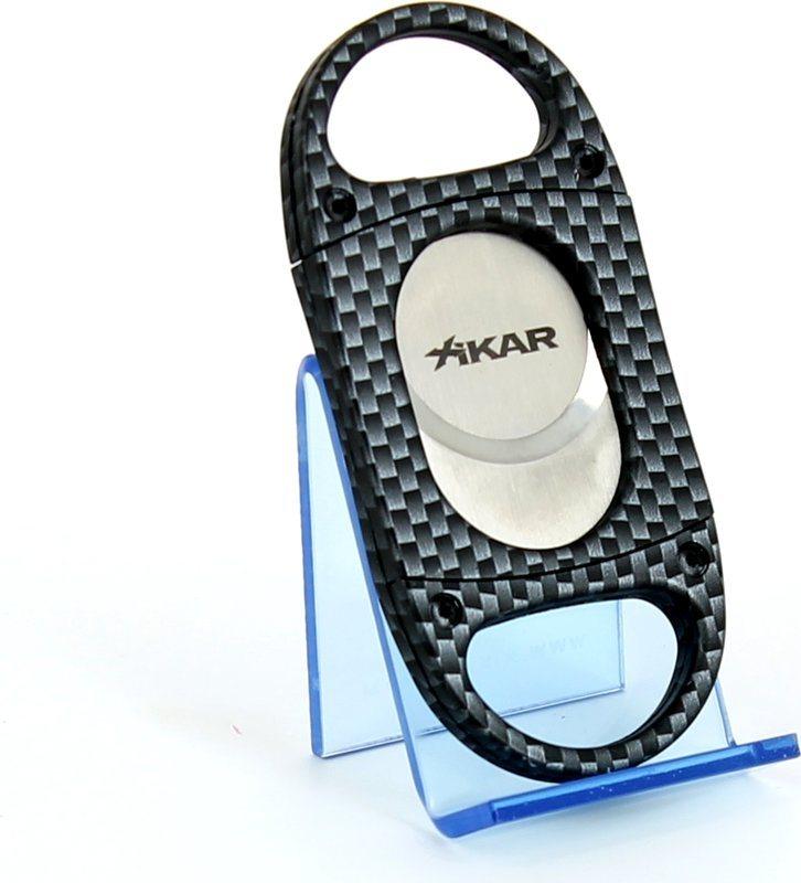 xikar x8 double cut fibra de carbono   humidor discount