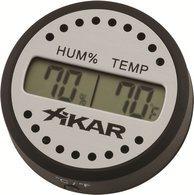 Higrómetro digital redondo Xikar imagen 100