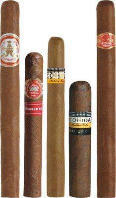 Zigarren Probiersets / Sampler Zigarrensampler Spezialitäten