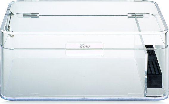 Humidificador transparente de acrílico Zino