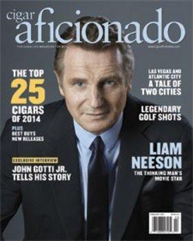 Revista Cigar Aficionado - Enero/Febrero 2015
