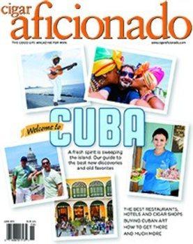 Revista Cigar Aficionado - Mayo/Junio 2015