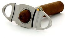 Cortapuros Adorini ovalado de acero de alta calidad imagen 100
