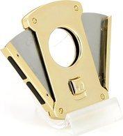 Colibri 'Slice' (dorado/rayado) 24mm