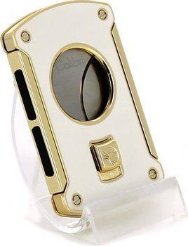 Colibri 'Slice' (blanco/dorado) 24mm