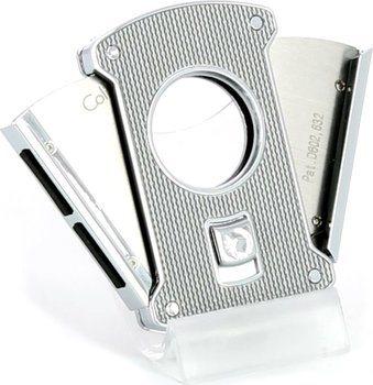 Colibri 'Slice' (carbono plateado/cromo) 24mm