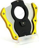 Colibri 'Monza Cut' (negro/amarillo)