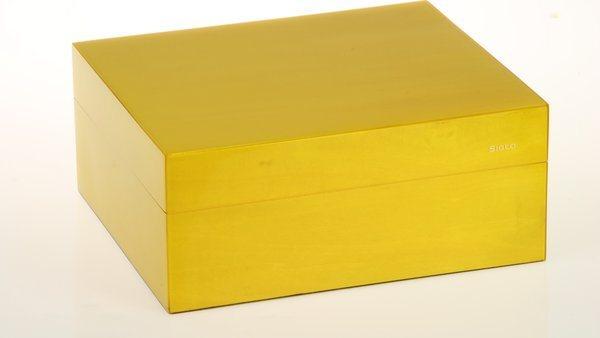 Humidor Siglo S 50 amarillo