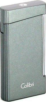 Colibri Voyager (gris metálico/cromo pulido)