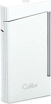 Colibri Voyager (blanco metálico/cromo pulido)