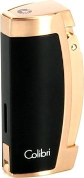 Colibri Enterprise 3 (negro/oro rosado)