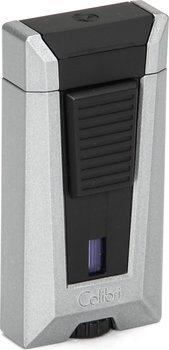 Encendedor Colibri Stealth 3 - Plateado metálico