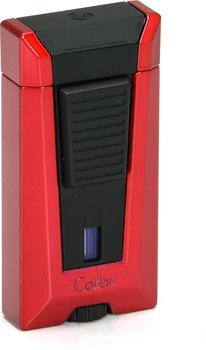 Encendedor Colibri Stealth 3 - Rojo metálico