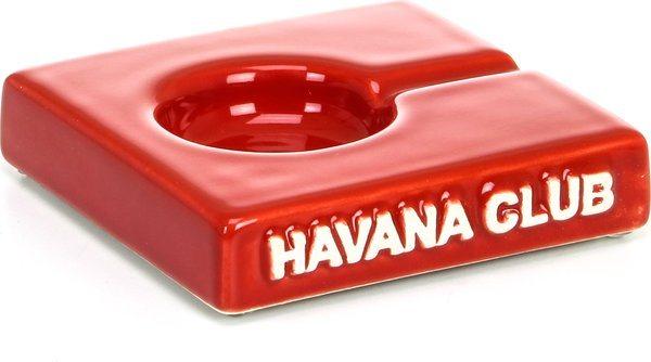 Cenicero Havana Club Solito - Rojo