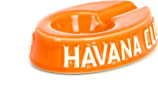 Cenicero Havana Club Egoista - Naranja