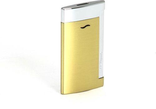 Encendedor de lujo S.T. Dupont Slim 7 - Oro amarillo