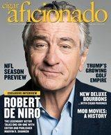 Revista Cigar Aficionado - Septiembre/Octubre 2015