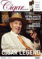 Revista Cigar Journal - Abril 2015