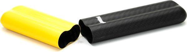 Funda de carbono Adorini para 1 Coronas - Amarilla/Negra