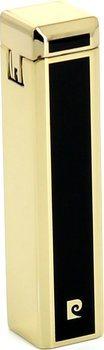 Pierre Cardin Slidecap Encendedor Negro/Oro Barnizado