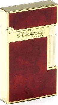 Encendedor S.T. Dupont Atelier - Rojo cereza