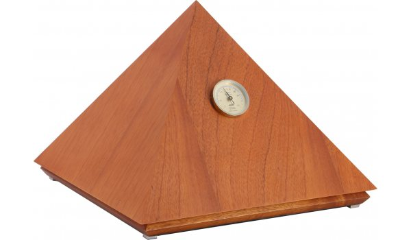 adorini Humidor Pirámide Deluxe M cedro