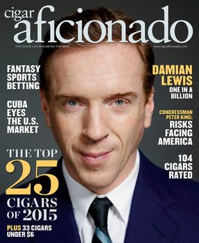 Revista Cigar Aficionado - Enero/Febrero 2016