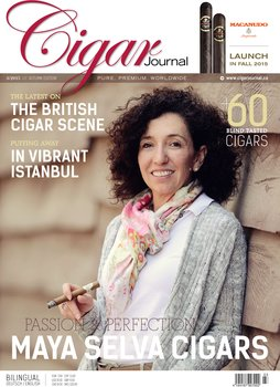 Revista Cigar Journal - Marzo 2015