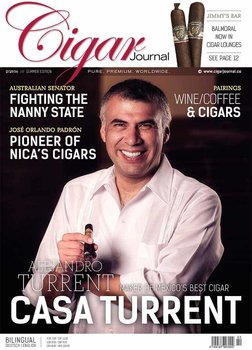 "Revista ""Cigar Journal"" 02/2016"
