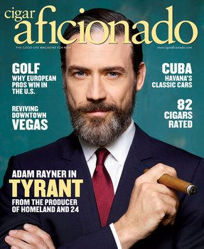 Cigar Aficionado Magazine July/Aug 2016