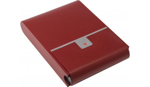 Humidor de viaje  HF R Travel 10 rojo