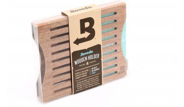 Soporte de madera Boveda