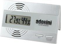 Higrómetro-termómetro digital Adorini