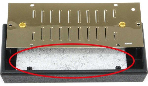 Recambio de polímeros acrílicos para humidificador Adorini Deluxe (una unidad)
