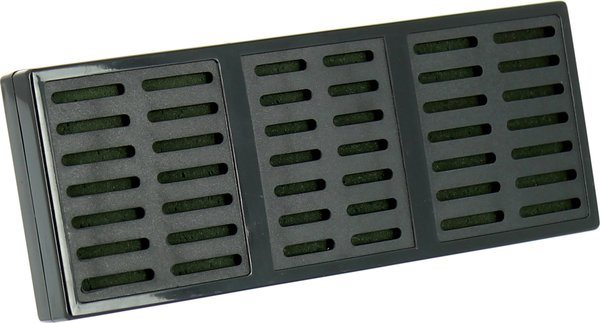 Humidificador (alargado/esponja/negro)