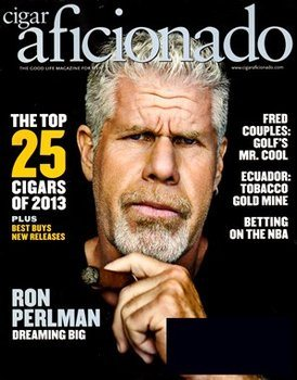 Revista \'Cigar Aficionado\' (Ene./Feb. 2014)