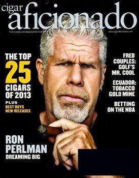 Revista \'Cigar Aficionado\' (Ene./Feb. 2014)