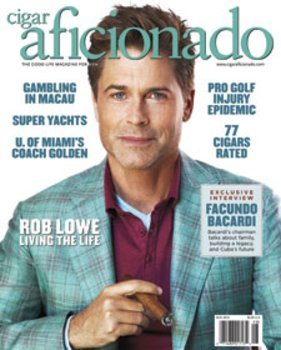 Revista \'Cigar Aficionado\' (Jul./Ago. 2014)