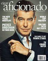 Revista Cigar Aficionado - mayo/junio 2014