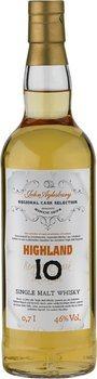 John Aylesbury Highland 10 Whisky de Malta