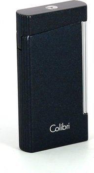 Colibri Voyager (azul metálico oscuro/cromo pulido)