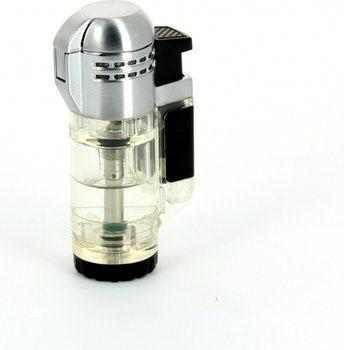 Xikar Tech Single Jet flame (transparente)