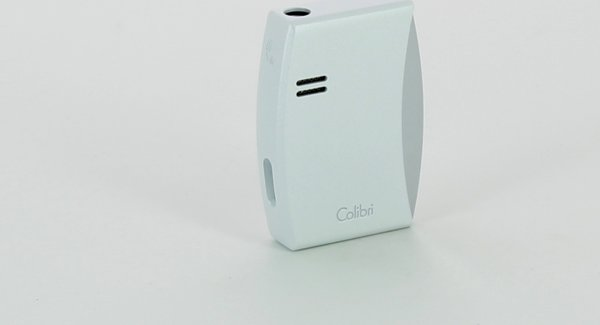 Colibri Eclipse (blanco mate/cromo pulido)