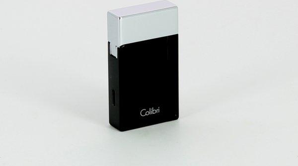 Colibri Aspire (negro pulido/cromo)