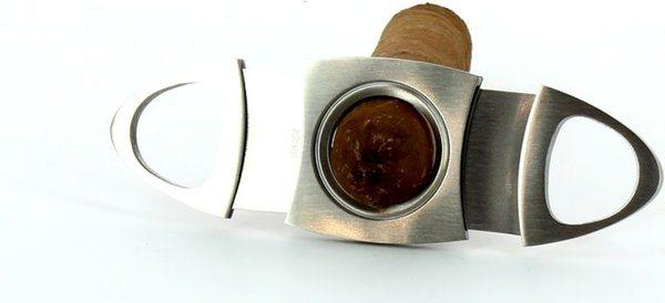 Cortapuros Adorini ovalado de acero de alta calidad