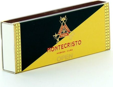 Cerillas 'Montecristo Open'