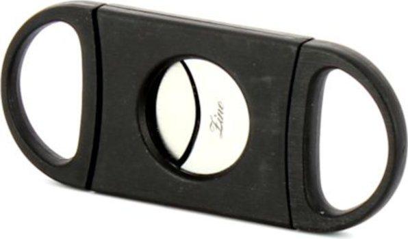 Cortapuros de doble hoja Zino negro (negro) imagen 2
