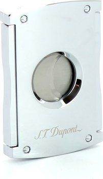 Cortapuros de doble hoja S.T.Dupont X.tend Maxijet (cromo)