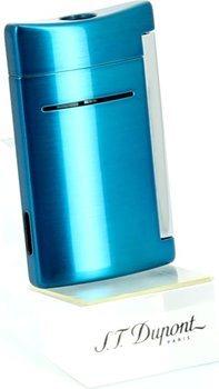 Encendedor 'S.T. Dupont minijet 10052' (azul)